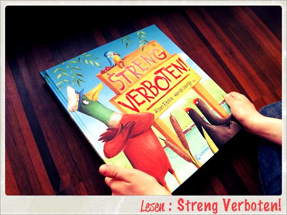 Bücher auf kleinstyle.com : Streng verboten! Loewe Verlag
