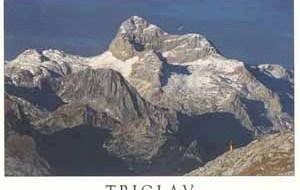 Birželio 25 d. Štai jis! Didžiausias Slovėnijos kalnas - Triglav