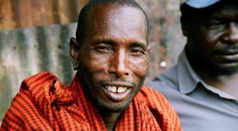 va čia tai tipiškas Masajų genties atstovas