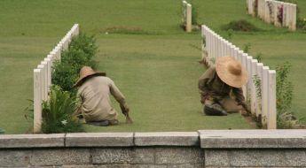 Kapinės britų kariams - Taiping, Malaizija