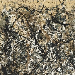 Jackson Pollock, One: Number 31