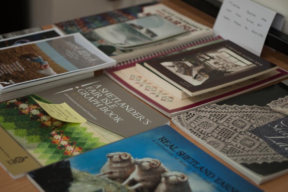 Shetland Books!