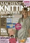 Machine Knitting Monthly magazine image