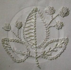 Mountmellick Whitework Embroidery