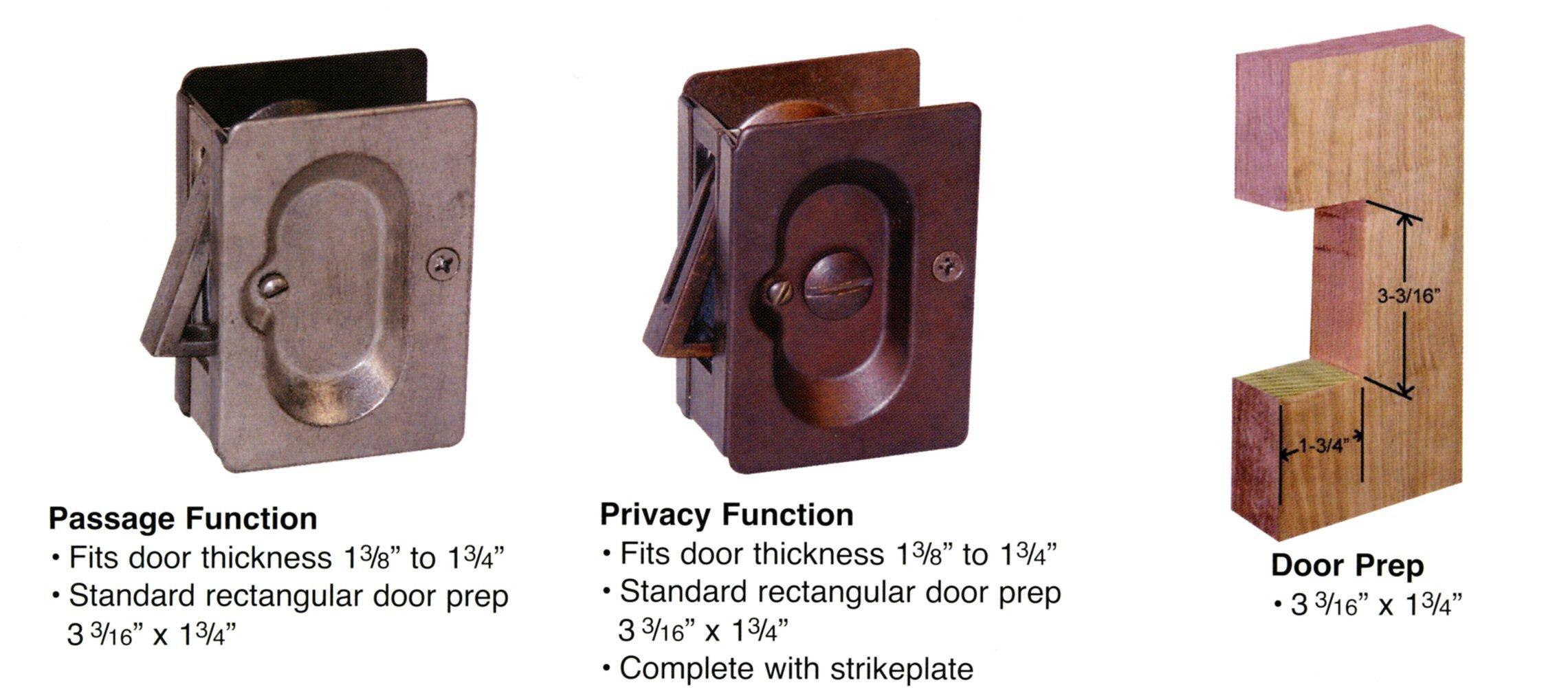 Irresistible Notch Prep Pocket Door Pulls Pocket Door Hardware By Emtek Emtek Pocket Door Hardware Installation Emtek Pocket Door Hardware Installation Instructions houzz 01 Emtek Pocket Door Hardware