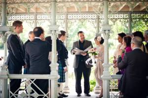 Central Park Wedding Officiant Photo by ArtLook