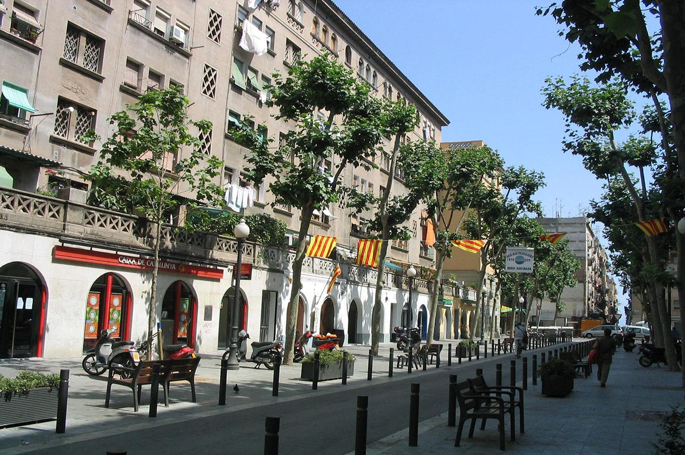 Casco antiguo del barrio de la barceloneta knowing barcelona - Casco antiguo de barcelona ...