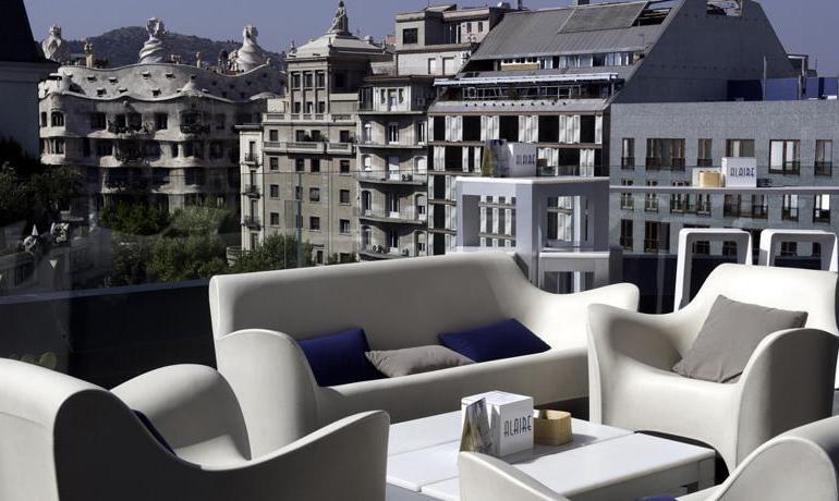 terraza condes de barcelona
