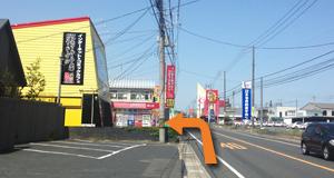 岩吉バス停から道順3