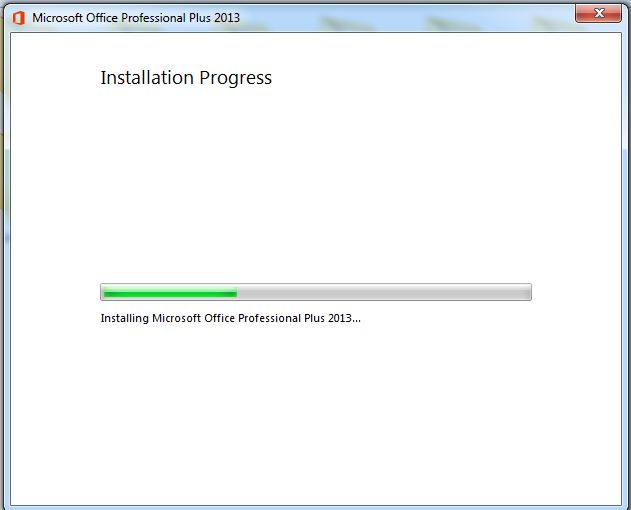 How to Install and Activate Microsoft Office 2013 step 4