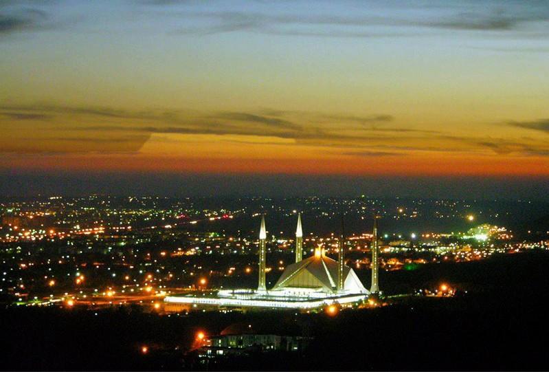 Best Vacation Spots in Pakistan Islamabad