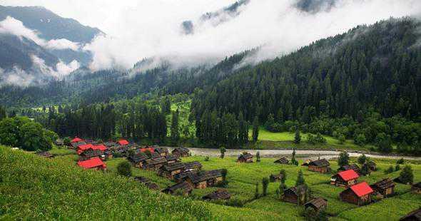 Best Vacation Spots in Pakistan Swat