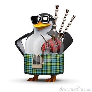 Kilt penguin