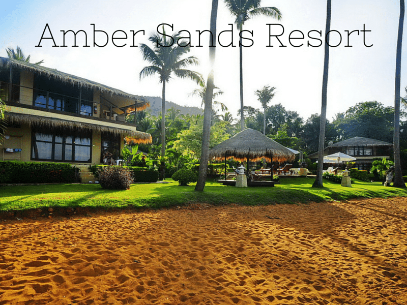 Amber Sands - one of east Koh Chang's best hotels