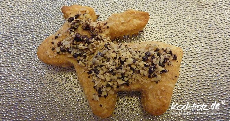 Kokos-Vanille-Schmand-Keks