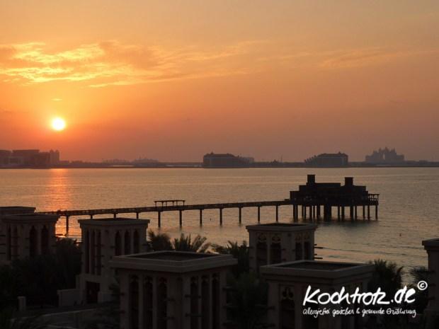 Sunset at Min A'Salam