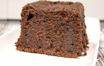 Sehr saftiger glutenfreier, sehr schokoladiger Schokokuchen