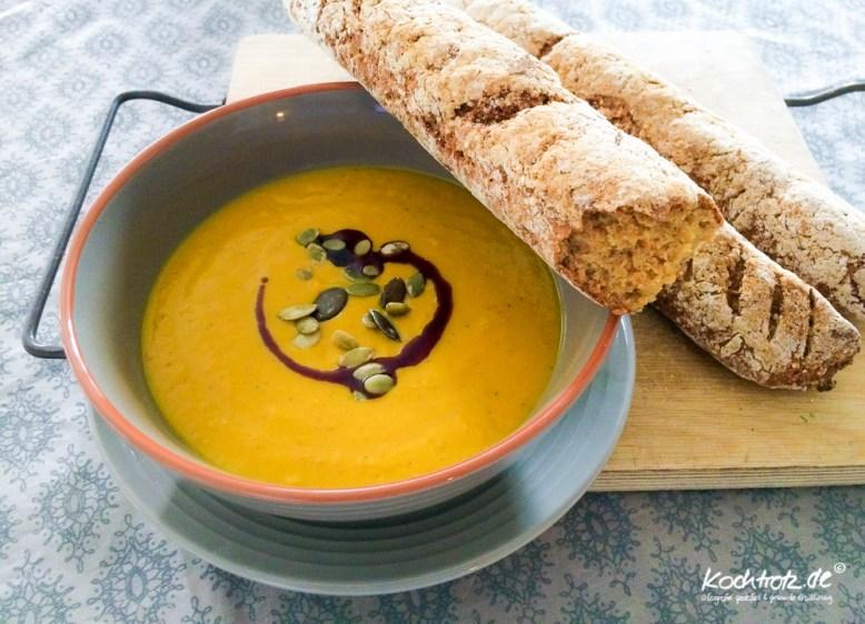 allergiearme k rbis s kartoffel suppe mit kokosmilch asiatisch angehaucht kochtrotz food. Black Bedroom Furniture Sets. Home Design Ideas