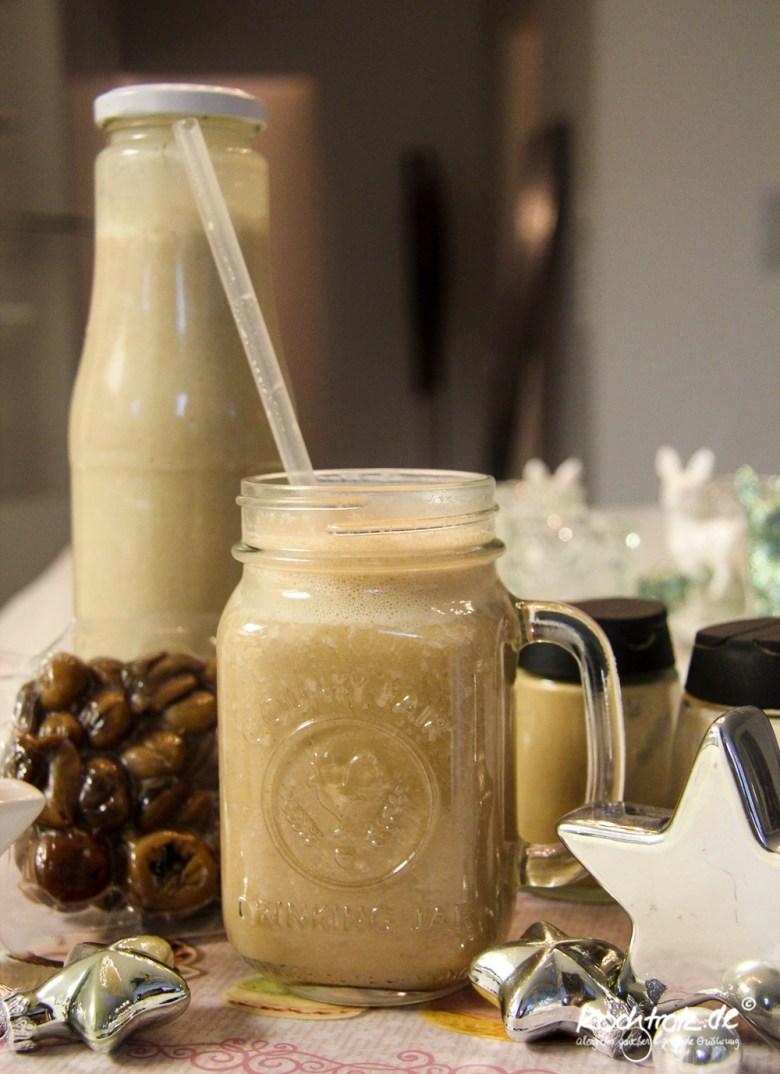 gew rzte maronen chai latte oder maronen espresso latte vegan kochtrotz food und reise. Black Bedroom Furniture Sets. Home Design Ideas