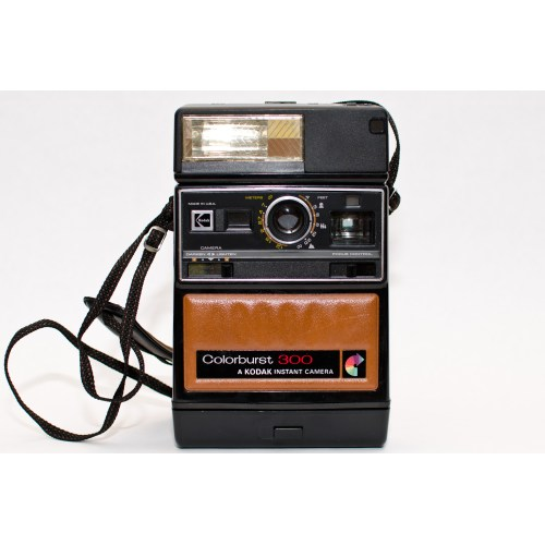 Medium Crop Of Kodak Instant Camera
