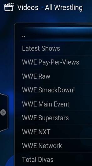 All Wrestling 1