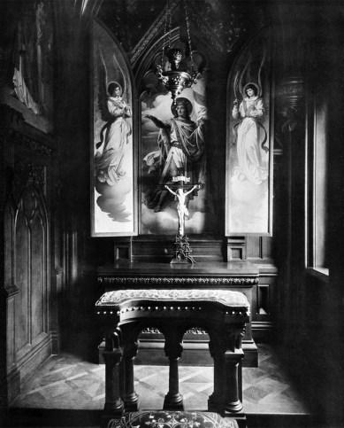 Oratorium – Neuschwanstein, Königliche Wohnung
