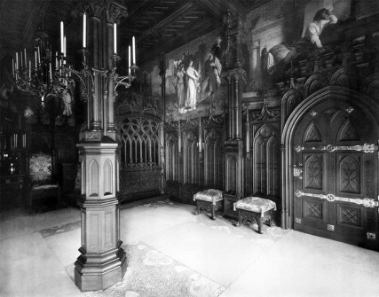 Schlafzimmer ? Schloss Neuschwanstein ? Ein Traum Im Gotischen ... Ludwig Xiv Schlafzimmer