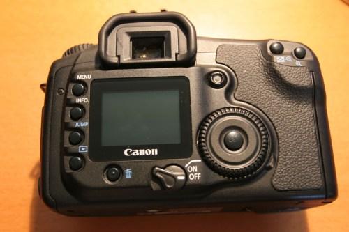 Medium Of Canon Eos 20d