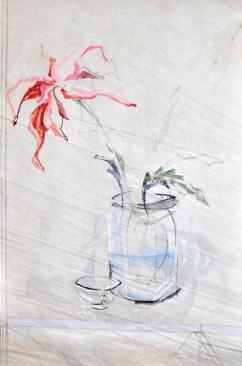 koetziervanhooff Red Flower Cup