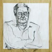 Cor Bernard| Acrylic on wooden panel | 70x80 cm | 750€