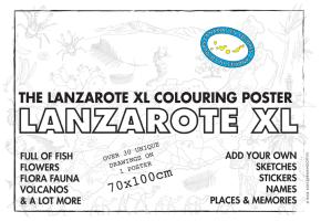 Lanzarote XL Colour & Fun