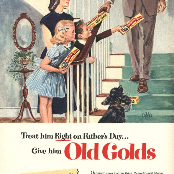 Old_Gold_Father's_Day_195106