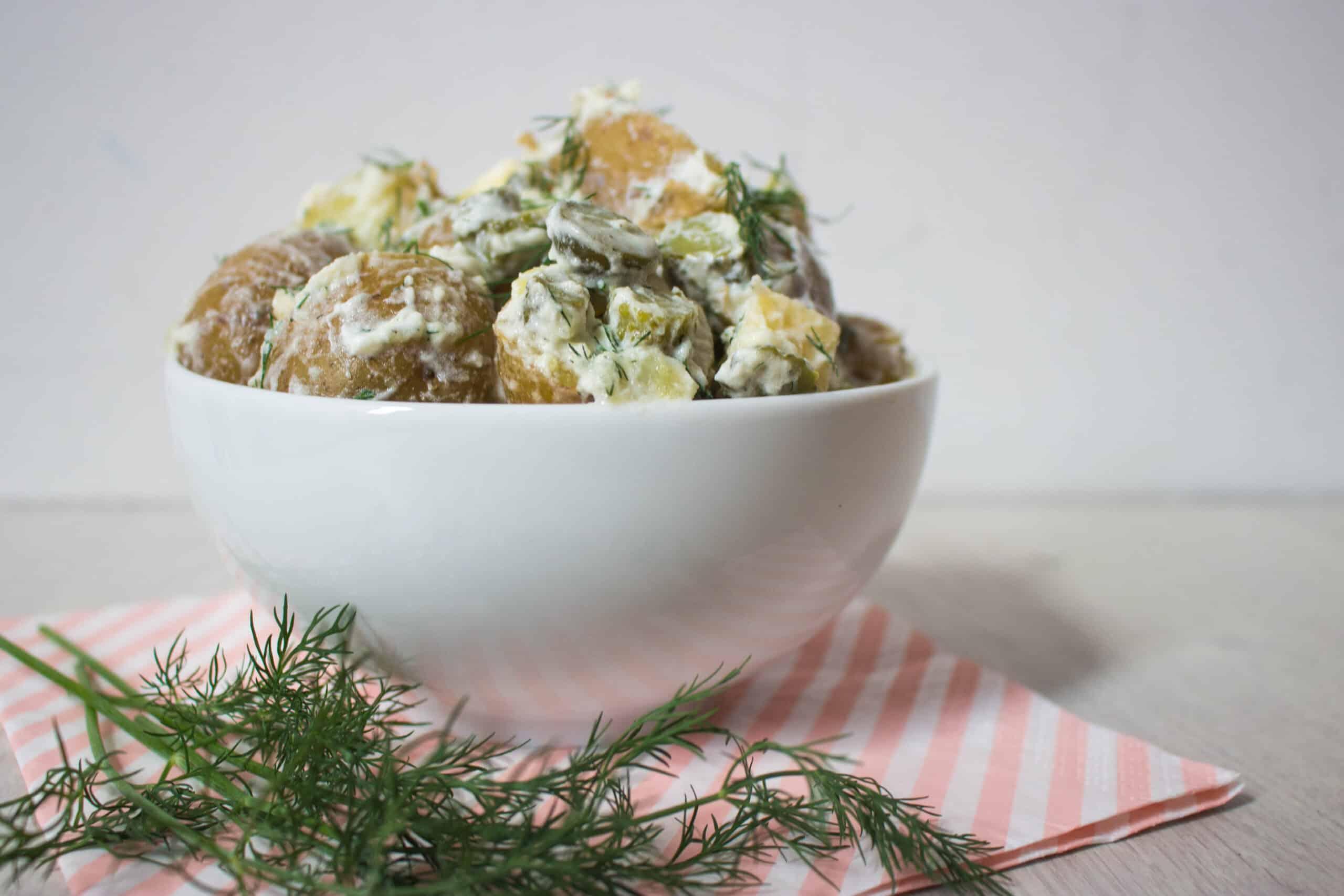 Aardappel salade-3