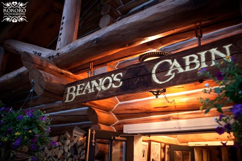 Colorado wedding venue beano 39 s cabin for Beano s cabin beaver creek
