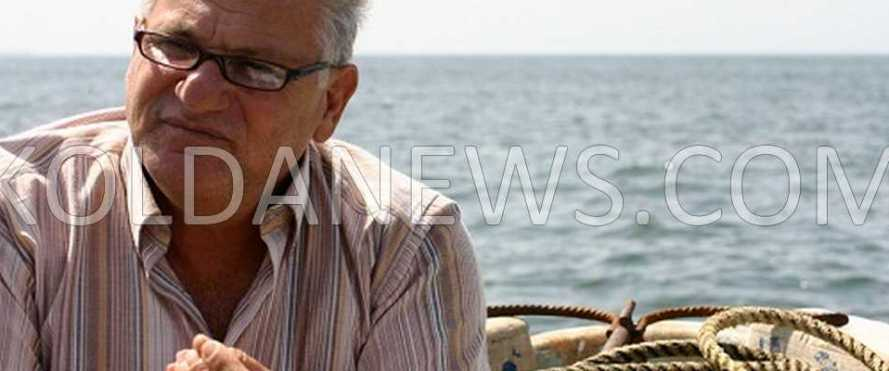 Lutte contre la pêche illégale au Sénégal Haïdar El Ali sfait équipe avec l'ONG écologiste Sea Shepherd
