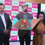Siddharth Launches Luvit Brand Chocalate Stills