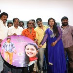 Jennifer Karuppiah Audio Launch Stills