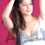 Actress Madhurima Hot Clevage Show Stills