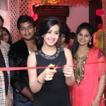 Nikki Galrani Inaugurated Essensuals By Toni And Guy Salon At Velachery