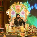 Hind Ka Napak Ko Jawab MSG Lion Heart-2 Trailer Launch (4)