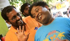 Theru Naaigal Working Stills (12)