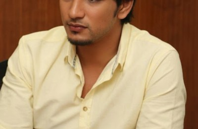 Actor Gautham Karthik Press Meet Photos (11)