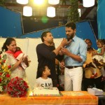 Gulebagavali Team Celebrated Choreographer Jani Master Birthday Photos (1)