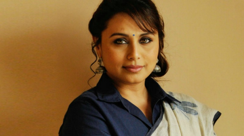 Rani Mukharjee Decided
