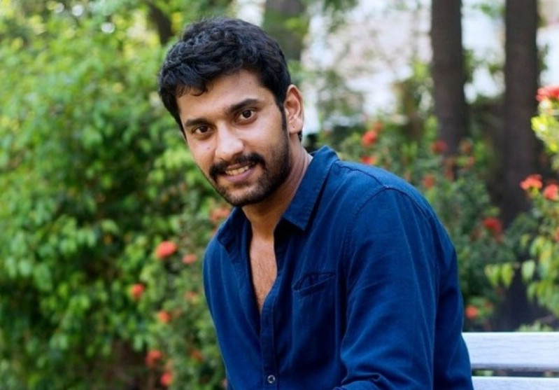 Actor Arulnithi