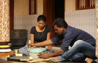 Nedunalvaadai - Working Stills (8)