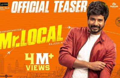 Mr. Local Teaser Press Release