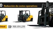 1Carretillas_Contrapesada_CX-50_TEL900_Komatsu