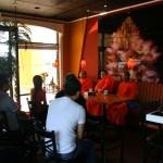 Thai Monks pay us a visit