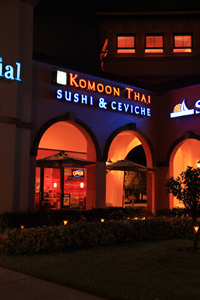 Order Online for pickup at Komoon Naples